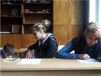 Participatory process in Amalipe, Bulgaria