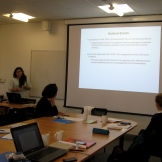 II EDUFIN transnational meeting in Warwick, UK