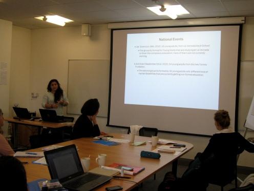 II EDUFIN transnational meeting in Warwick, UK