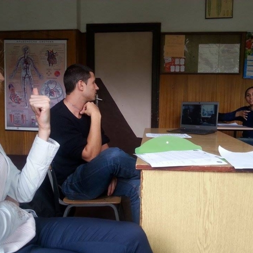 Participatory process in Bulgaria: First sessions
