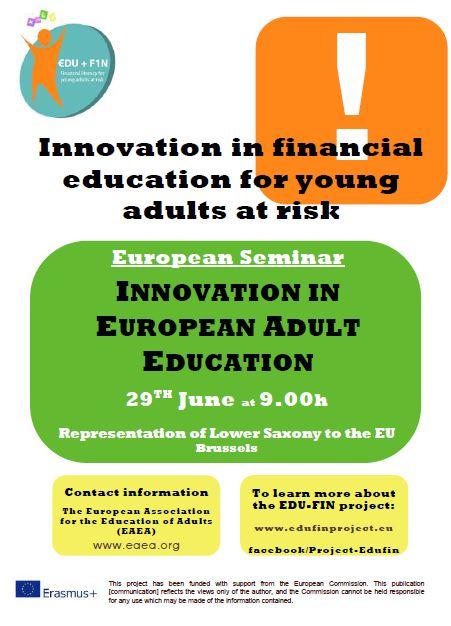 Poster-Transnational Seminar_EDU-FIN