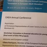 EDU-FIN Final Seminar programme.