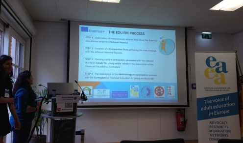 Final Seminar to present the main results of the EDU-FIN project